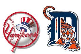 YANKEES VS TIGERS